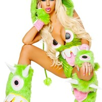 J. Valentine One Eyed Monster Costume Costume : Josie Loves J. Valentine One Eyed Monster Costume Rave Outfit