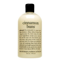 philosophy Cinnamon Buns Shampoo, Shower Gel & Bubble Bath (16 oz)