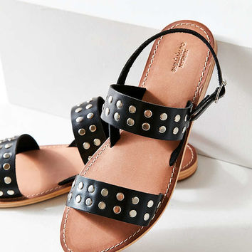 Penny Studded Leather Sandal - Urban Outfitters