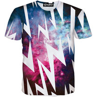 Galactic Waves Tee