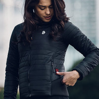 Heated Jackets for Women | 8K Powered by Flexwarm