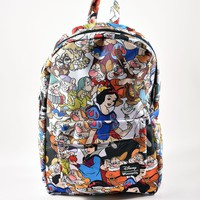 Snow White & The Seven Dwarfs Character Backpack