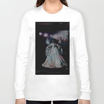 Angels in the night Long Sleeve T-shirt by Jessica Ivy