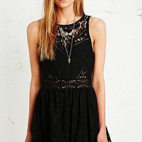 Kimchi Blue Bella Lace Dress - Urban Outfitters