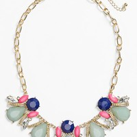 BP. Stone Cluster Frontal Necklace (Juniors)