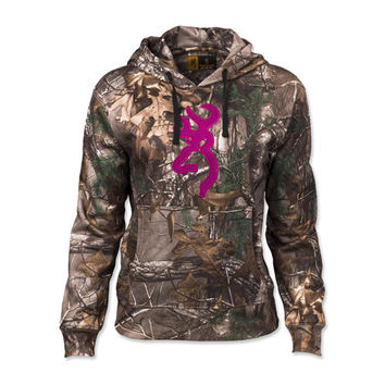 Wasatch Performance II Hoodie for Her Realtree Xtra, Medium