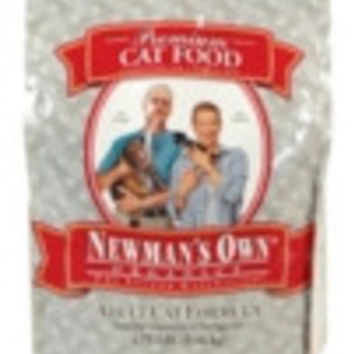 Newman`s Own Adult Health Cat Food -6x4.75lb-