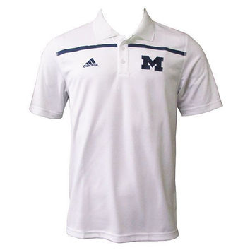 Block M Sideline Polo 1866A - White