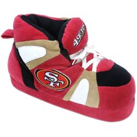 San Francisco 49ers Slippers (Red)