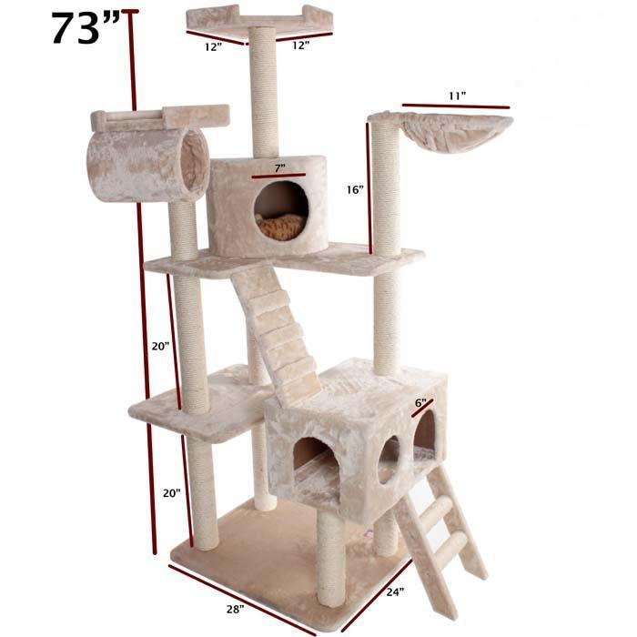 Casita cat condo at brookstone buy now from brookstone epic for Epic cat tree