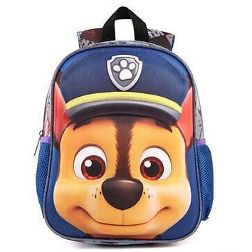 School Backpack 3D Kids Cartoon School Bag for girls backpack kids Puppy mochilas children school bags lovely Satchel School knapsack Canvas ba AT_48_3