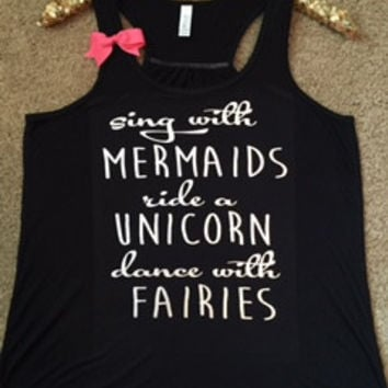 f47ac3b0d384f Sing with Mermaids - Ride a Unicorn - from Ruffles With Love