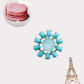 French Pin 3-Pack - Aeropostale