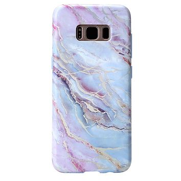 Holo Moonstone Marble Samsung Galaxy Case
