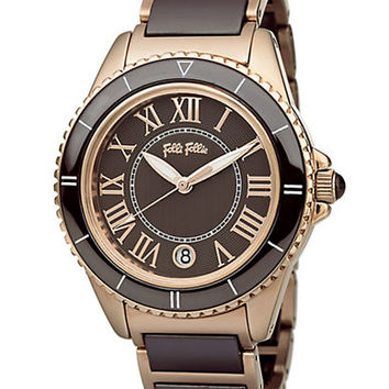 Folli Follie Ladies Ceramic Sport Watch