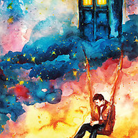 """Doctor Who - """"The Man Who Lived On A Cloud"""""""