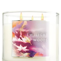 14.5 oz. 3-Wick Candle Twilight Woods