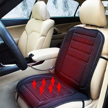 Winter Warm Heated Car Seat Warmer Cushion