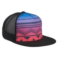 Tribal Fade Adjustable Hat