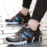 Comfort Hot Deal Professional On Sale Hot Sale Casual Sneakers Autumn Patchwork Anti-skid Stylish Jogging Shoes [10493684163]
