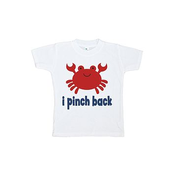 Custom Party Shop Baby Boy's Crab Summer T-shirt
