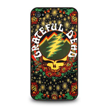 GRATEFUL DEAD iPhone 4 / 4S Case Cover