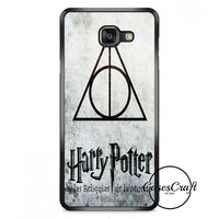 Harry Potter And Hedwig Samsung Galaxy A7 Case | casescraft