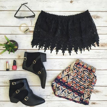 Paradise Mystery Top