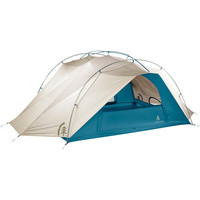 Sierra Designs Flash 3 Tent: 3-Person 3-Season Aluminum/Blue Ashes, One
