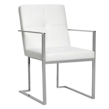 Rio Side Chair | Silver | Color Guide | Trends | Z Gallerie
