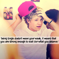 niall horan, one direction, quote - image #527184 on Favim.com
