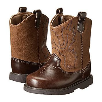 Baby Deer Western Boot (Infant/Toddler/Little Kid)