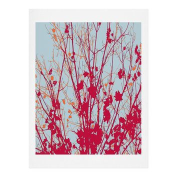Rosie Brown Happy Autumn Art Print