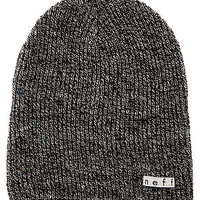 The Daily Heather Beanie in Black & White