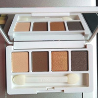 Clinique All About Shadow Quad Jute Brown 03 Morning Java 01 Teddy Bear 03 morning Java 0.08 oz