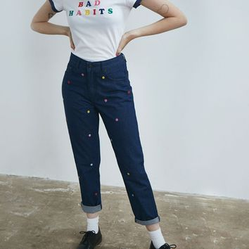 Lazy Oaf Pom Pom Pants - Everything - Categories - Womens