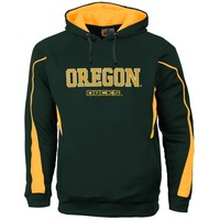 Oregon Ducks Renegade Pullover Hoodie - Green