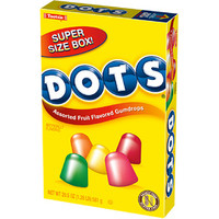 Dots Candy 20.5-Ounce Super Size Box