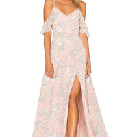 Lovers + Friends x REVOLVE Taylor Gown in Floral | REVOLVE
