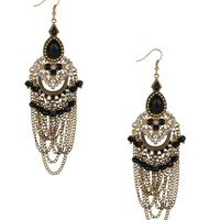 Art Deco Earrings | FOREVER21 - 1015034989