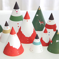 Christmas Party Hat Set