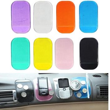2016 car phone the most hot non-slip mat automobile magic anti-skid sticky mat protective cover GPS mobile phone@11122