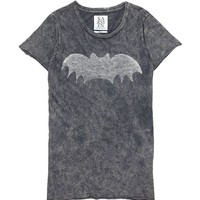 bat loose fit short sleeve tee white noise | women | zoe karssen