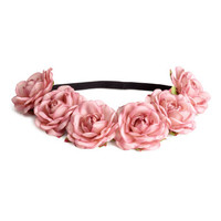H&M Hairband with Flowers $12.95
