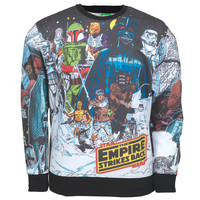 Star Wars - Great Empire Sublimation Crewneck Sweatshirt