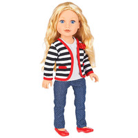 "Journey Girls 18"" Doll - Meredith"