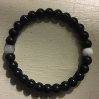Lokai Supports Make-A-Wish (black colour Bracelet )