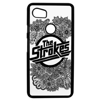 The Strokes Zentangle Logo Google Pixel 2XL Case