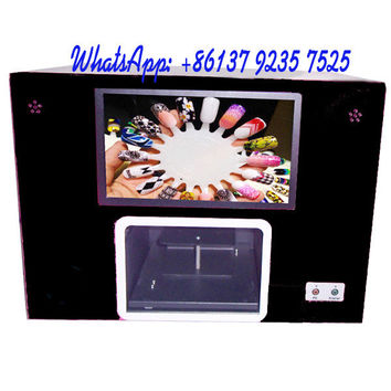 CE approved digital nail printer machine Nails art  with 2 free cartridges
