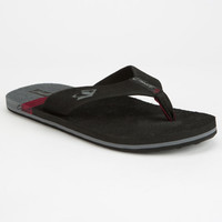 O'neill Gringo Mens Sandals Black  In Sizes